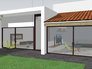 Casa Hernandez de MAAS Arquitectura & Diseño Rústico