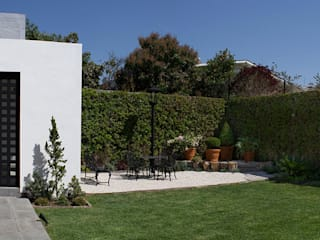 Casa Hernandez Jardines modernos de MAAS Arquitectura & Diseño Moderno