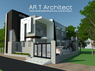 Rajput Bhawan by AR T Architect