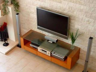 オーダー家具: K FORMが手掛けた折衷的なです。,オリジナル
