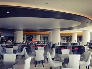 Khu vực nhà hàng :  Khách sạn by TRẦN XUYÊN SÁNG VẠN HOA