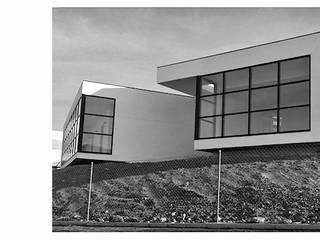 Escuela Infantil Municipal Montevives Casas de estilo moderno de Pablo Olmedo Arquitecto Moderno