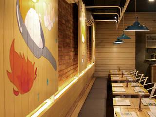 IDEO DESIGNWORK Rustic style walls & floors