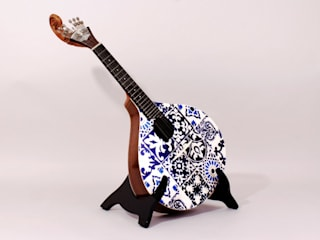 Azulejo IV Guitar :   by Malabar