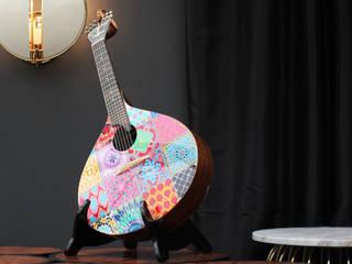 Azulejo III Guitar:   by Malabar