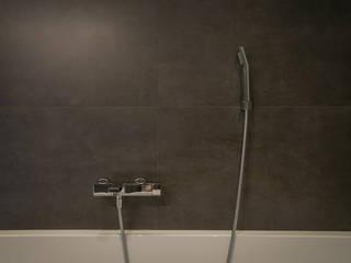 PROGETTO MONTE NERO: Bagno in stile in stile Moderno di K.B. Ristrutturazioni