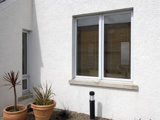 Cửa sổ gỗ by Marvin Windows and Doors UK