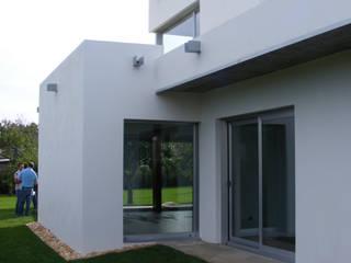 Casa del Señor X Modulo12 Casas unifamilares Blanco