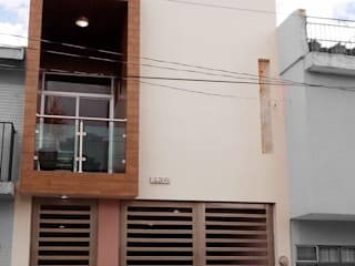 Rumah Modern Oleh 810 Arquitectos Modern