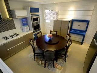Cozinha : Cozinhas  por Omega arquitetura,Moderno