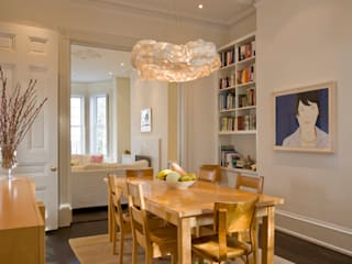 California Casual in Georgetown Modern Dining Room by FORMA Design Inc. Modern