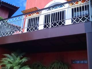 Projeto Residencial por Rodinei Pinto arquitetura & construção ME Mediterrâneo