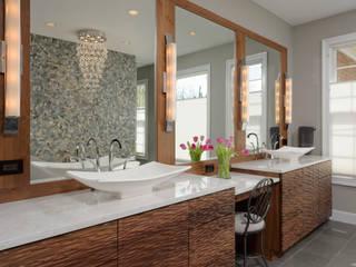 Modern bathroom by BOWA - Design Build Experts Modern