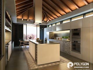 Casa JT de Polygon Studio