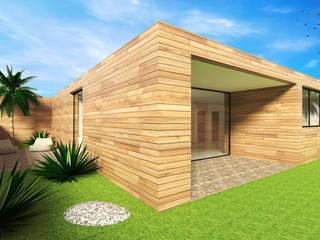 Oliveira House : Casas modernas por Atelier 12
