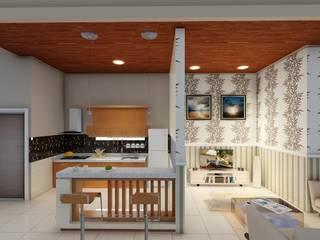 interior:  Dapur by Ardha Design