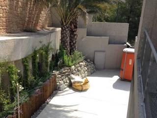 Garden by Cáliz Vázquez Arquitectura e Interiorismo