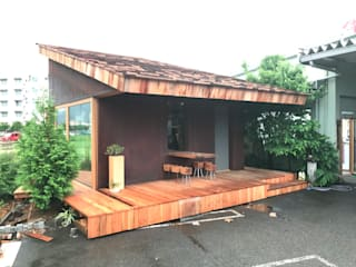 株式会社山崎屋木工製作所 Curationer事業部 Windows & doorsWindows Wood Multicolored