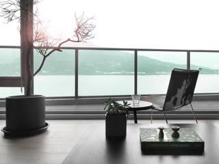 JJ HOUSE 根據 禾築國際設計Herzu Interior Design 現代風