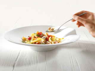 Ruang Makan Modern Oleh Villeroy & Boch Modern