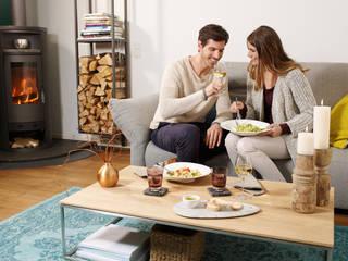 Moderne woonkamers van Villeroy & Boch Modern