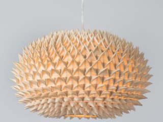 Wicker and Rattan Lighting Range from Litecraft Litecraft 客廳照明