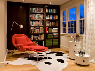 Zen Modern 2.0: modern Study/office by FORMA Design Inc.
