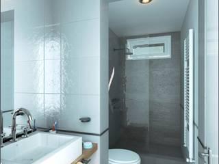 Bathroom by Dsg Arquitectura