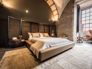 SLEEP IN PORTO 2016:   por Nuno Ribeiro arquitecto,Mediterrânico