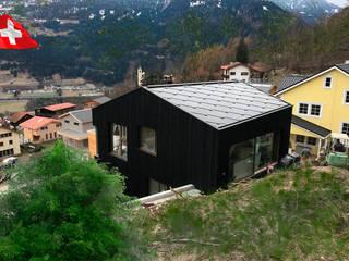 Modern Houses by HMS Sonnenschutz GmbH Modern