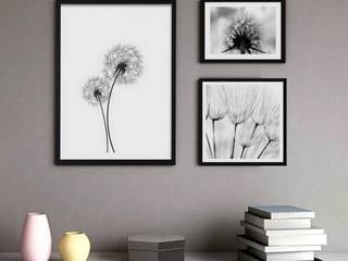 Obrazy czarno białe glamour nowoczesne od Feeby.pl obrazy on line Klasyczny