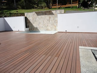 Ecopex Walls Wood-Plastic Composite Wood effect