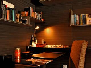 Study Room:  Ruang Kerja by E&U