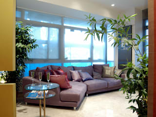 Spring, Singapore E&U Windows & doors Windows Kaca Grey