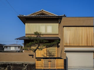 Eclectic style houses by 傳寶慶子建築研究所 Eclectic