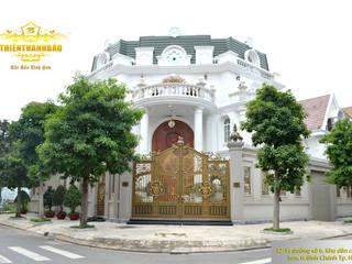 :   by Cổng nhôm đúc Thiên Thanh Bảo