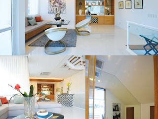 Livings de estilo tropical de Marilen Styles Tropical