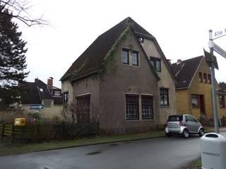 Jugendstilvilla vorher:   von Wolfram Schott Architekt