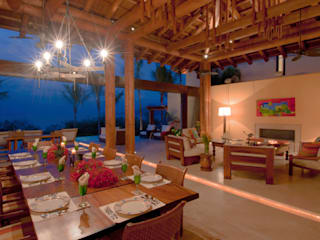 by foto de arquitectura Tropical