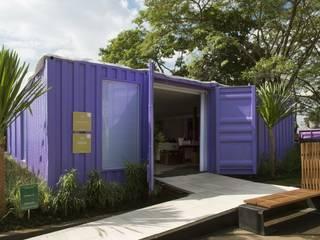 Casa Container Casas modernas por Daniel Kalil Arquitetura Moderno