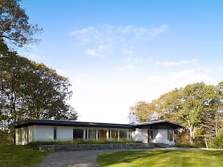 Paradise Lane, Litchfield County, CT by BILLINKOFF ARCHITECTURE PLLC Modern