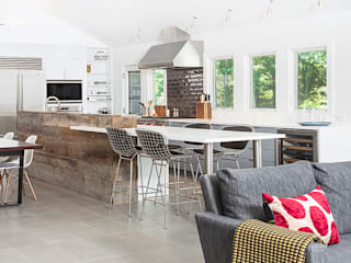 BILLINKOFF ARCHITECTURE PLLC Modern kitchen