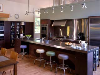 Küche von BILLINKOFF ARCHITECTURE PLLC, Landhaus