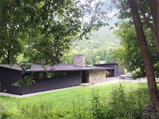 Casas modernas de BILLINKOFF ARCHITECTURE PLLC Moderno