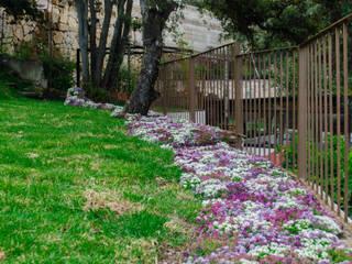 Garden by Axonometrico,