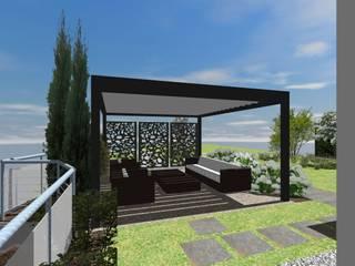Privatgarten Moderner Garten von Lifestyle & More by Lyke Gschwend - Atelier für Garten & Landschaftsdesign Modern