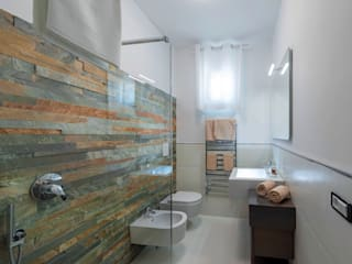 Mediterranean style bathroom by Angelo De Leo Photographer Mediterranean