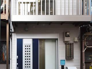 Modern Houses by 株式会社ハウスプラン Modern