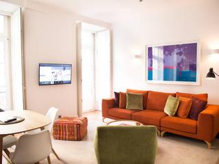 Hotel Martinhal Chiado:   por kilim.pt,Rústico