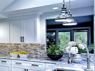 Main Line Kitchen Design Kitchen White